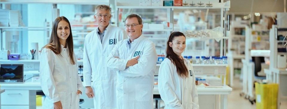ALS start-up funded by BII